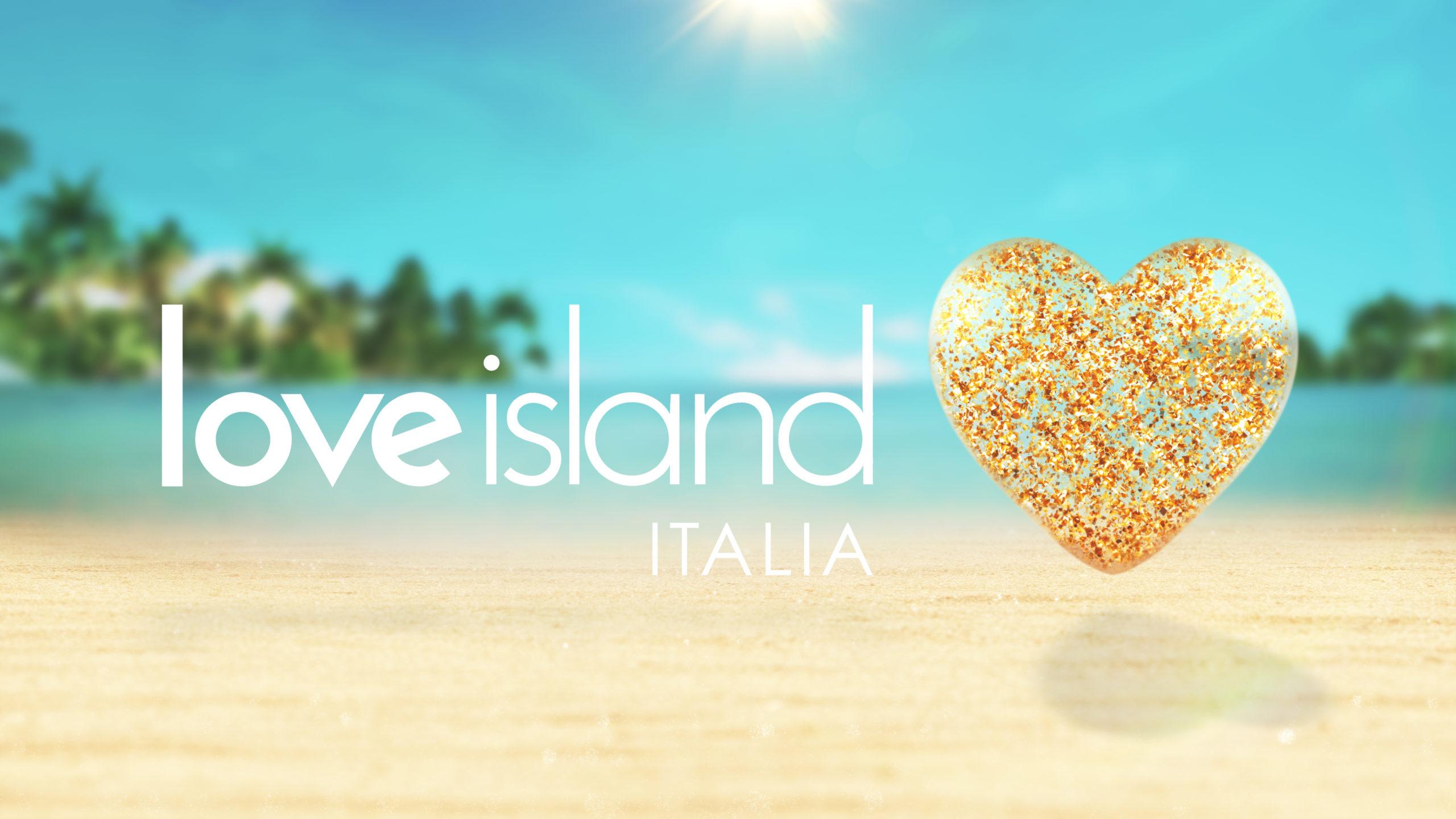 Italia Love island fondo spiaggia